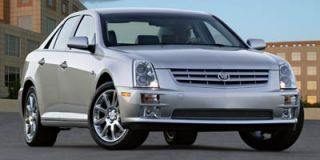 2007 Cadillac STS Photo