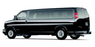 2007 Chevrolet Express Passenger Photo