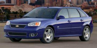 2007 Chevrolet Malibu Maxx SS