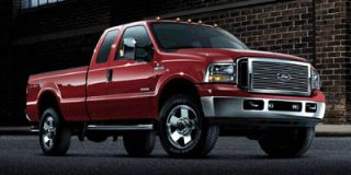 2007 Ford Super Duty F-350 SRW XL