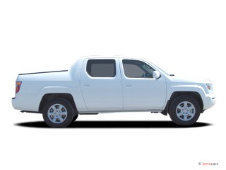 2007 Honda Ridgeline Photo