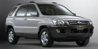 2007 Kia Sportage Photo
