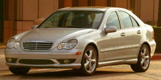 2007 Mercedes-Benz C Class Photo