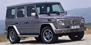 2007 Mercedes-Benz G Class Photo