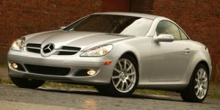2007 Mercedes-Benz SLK Class Photo