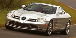 2007 Mercedes-Benz SLR McLaren Photo