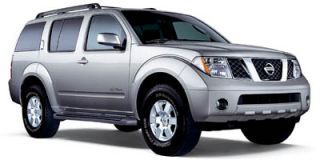 2007 Nissan Pathfinder Photo