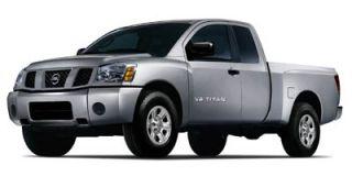 2007 Nissan Titan XE