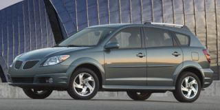 2007 Pontiac Vibe Photo