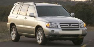 2007 Toyota Highlander Hybrid Photo