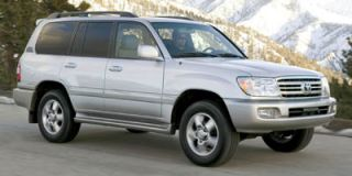 2007 Toyota Land Cruiser Photo