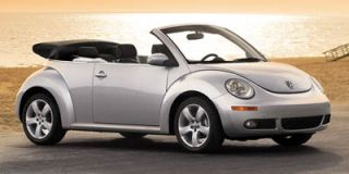 2007 Volkswagen New Beetle Convertible Photo