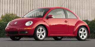 2007 Volkswagen New Beetle Coupe Photo