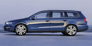 2007 Volkswagen Passat Wagon Photo