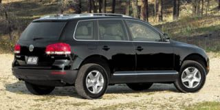 2007 Volkswagen Touareg Photo