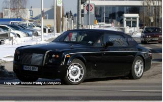 2007 Rolls-Royce Corniche Photo