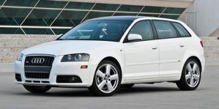 2008 Audi A3 PZEV