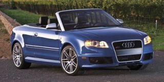 2008 Audi RS 4 Photo