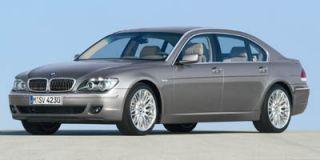 2008 BMW 7-Series 750i