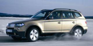 2008 BMW X3-Series 3.0si