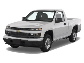 2008 Chevrolet Colorado Photo