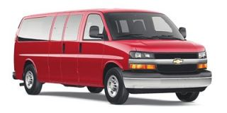 2008 Chevrolet Express Passenger Photo