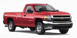 2008 Chevrolet Silverado 2500HD Photo