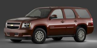 2008 Chevrolet Tahoe Hybrid Photo