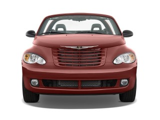 2008 Chrysler PT Cruiser 2-door Convertible Front Exterior View