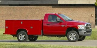 2008 Dodge Ram 3500 Photo