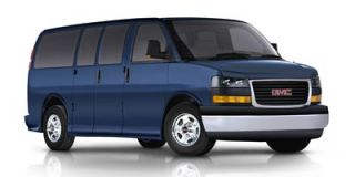 2008 GMC Savana Passenger Photo