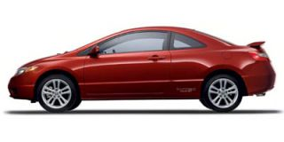 2008 Honda Civic Cpe Si