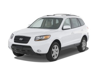 2008 Hyundai Santa Fe Photo