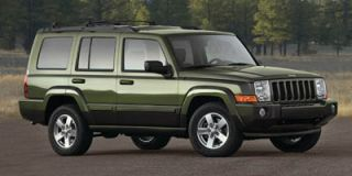 2008 Jeep Commander Photo