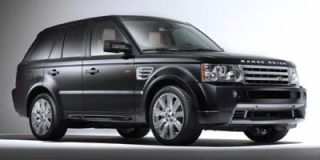 2008 Land Rover Range Rover Sport Photo