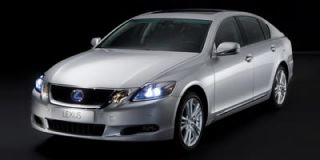 2008 Lexus GS 450h Photo