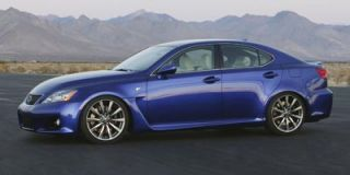 2008 Lexus IS F Photo