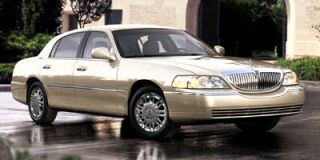 2008 Lincoln Town Car Photo