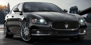 2008 Maserati Quattroporte Photo