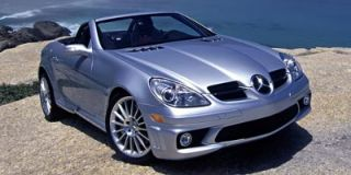 2008 Mercedes-Benz SLK Class Photo