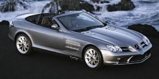 2008 Mercedes-Benz SLR McLaren Photo