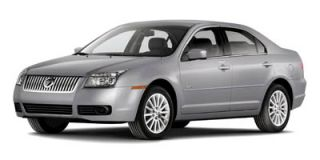 2008 Mercury Milan Photo