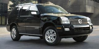 2008 Mercury Mountaineer Photo