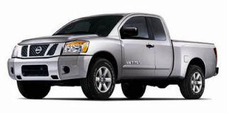 2008 Nissan Titan Photo