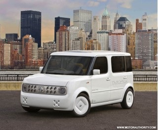 2008 Nissan Cube Photo