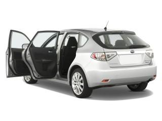 2008 Subaru Impreza Photo