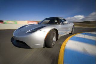 2008 Tesla Roadster Photo