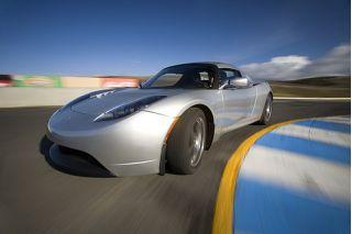 2008 Tesla Roadster Photo
