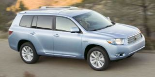 2008 Toyota Highlander Hybrid Photo