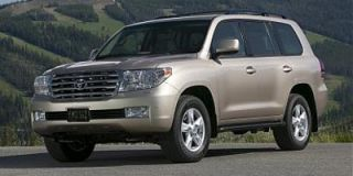 2008 Toyota Land Cruiser Photo